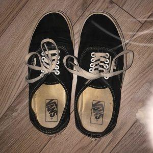 Women's Vans sneakers Size 8